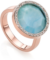 Monica Vinader Naida Circle Ring