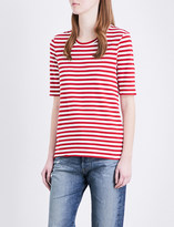 AG Jeans Gracen cotton-jersey T-shirt
