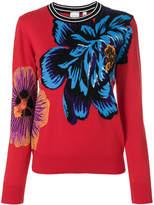 Paul Smith Ocean intarsia sweater