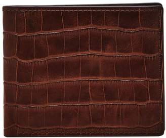 Fossil Darcy Leather Bi-Fold Wallet with Flip ID
