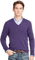 Ralph Lauren Slim-fit Merino-blend Sweater