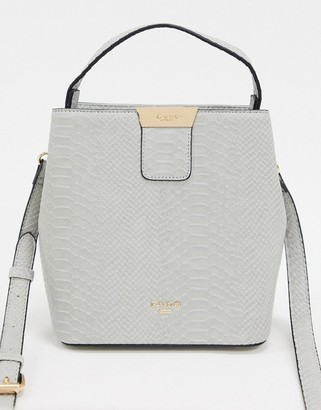 Dune dealey mini bucket bag