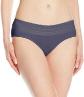 Warner's Warners Women's No Pinches Lace Hipster Panty