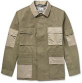 Marc Jacobs - Colour-block Cotton Field Jacket