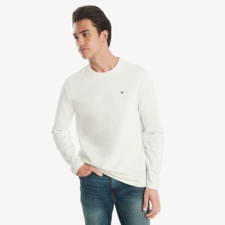 Tommy Hilfiger Essential Signature Long-Sleeve T-Shirt