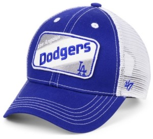 '47 Little Boys Los Angeles Dodgers Woodlawn Meshback Mvp Snapback Cap