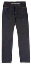 Paul Smith Cotton Tapered Fit Jeans