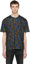 DSQUARED2 Tricolor Camouflage T-shirt