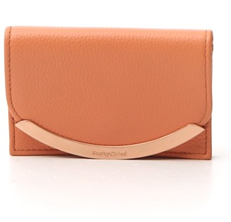 See by Chloe Foldover Clutch Bag