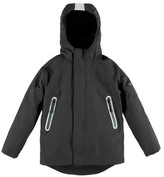 Finger In The Nose Sale - Skilled Hooded Parka with Reflective Band