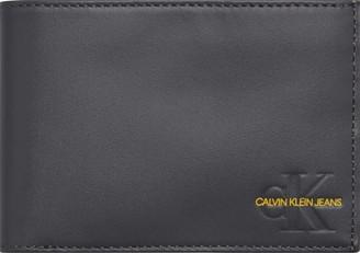 Calvin Klein CKJ UNDERCOVER BILLFOLD W/COIN Mens Shoulder Bag