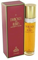 Elizabeth Taylor Diamond & Rubies Eau De Toilette Ladies Fragrance Spray 100ml by