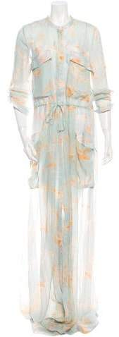 Maiyet Silk Shift Dress w/ Tags