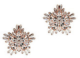 Fallon Monarch Starburst Crystal Earrings