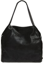 Stella McCartney Small Falabella Shaggy Deer Faux Leather Tote