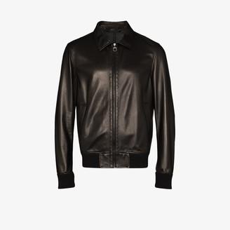 Salvatore Ferragamo Ferr bomber jacket