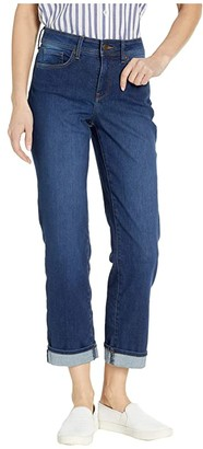 NYDJ Marilyn Straight Ankle Clean Cuff in Cooper (Cooper) Women's Jeans