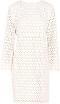 Zimmermann Guipure lace mini dress