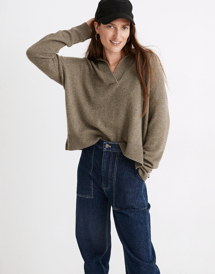 Davie Polo Sweater