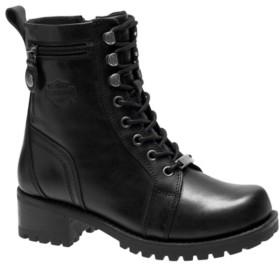 Harley-Davidson Women's Keeler Lug Sole Boot Women's Shoes