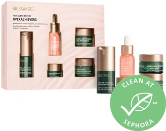 Biossance Your Clean Routine-Overachievers Kit