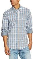 Casa Moda Men's 442042400-200 Regular Fit Button Down Long Sleeve Casual Shirt,(Manufacturer size:Medium)
