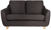 Sixty Seven G Plan Vintage The Small Sofa, Tonic Charcoal