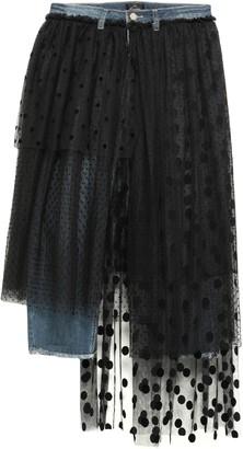 Couture Denim pants