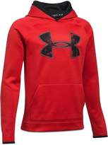 Under Armour Boys' Logo Hoodie