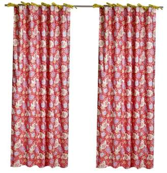 Camilla And Marc myJulius Mylie Mylie Curtain 230 x 150 cm [Set of 2
