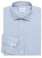 Façonnable Point Collar Cotton Dress Shirt