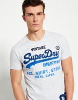 Superdry Shirt Shop Fade T-shirt