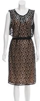 Marc by Marc Jacobs Sleeveless Guipure Lace Dress w/ Tags