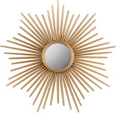 Rejuvenation Mini Sunburst Mirror