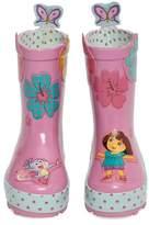 Kidorable Toddler Girl's Dora The Explorer Rain Boot