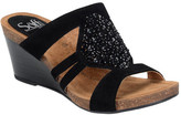 Sofft Women's Vassy Slide Wedge Sandal