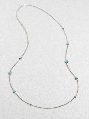 Ippolita Turquoise & Sterling Silver Necklace