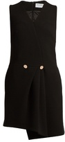 Osman Perfect 5 Florence wool-crepe dress