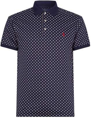 Polo Ralph Lauren All-Over Pattern Polo Shirt