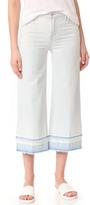 J Brand Liza Culotte Jeans