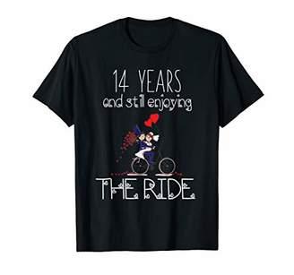14 Years And Still Enjoying The Ride 14 Years Anniversary