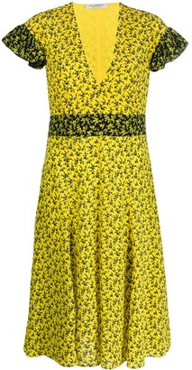 Philosophy di Lorenzo Serafini Floral Print Dress