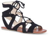 Sole Society Beirut lace-up flat sandal