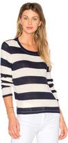 Splendid Cliffside Rugby Stripe Pullover
