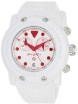 Glam Rock Women's GR61105 Miami Beach Chronograph White Watch