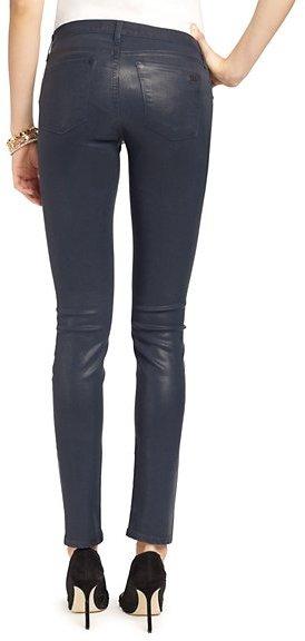 Juicy Jeans Navy Coated Skinny Jean