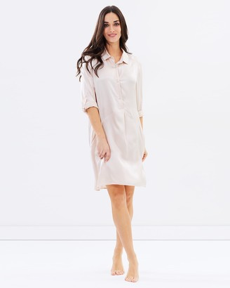 Papinelle Pure Silk Nightshirt