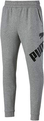 Puma Graphic Logo Sweatpants