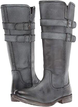 ROAN Date (Grey Napa/White BFS) Women's Shoes