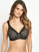 Berlei Beauty Lace Minimiser Bra